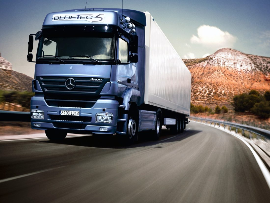 Distribuidores de lubricantes Shell para vehículos pesados