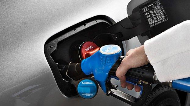 Gasolineras con AdBlue