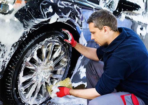 Lavado de coches a domicilio