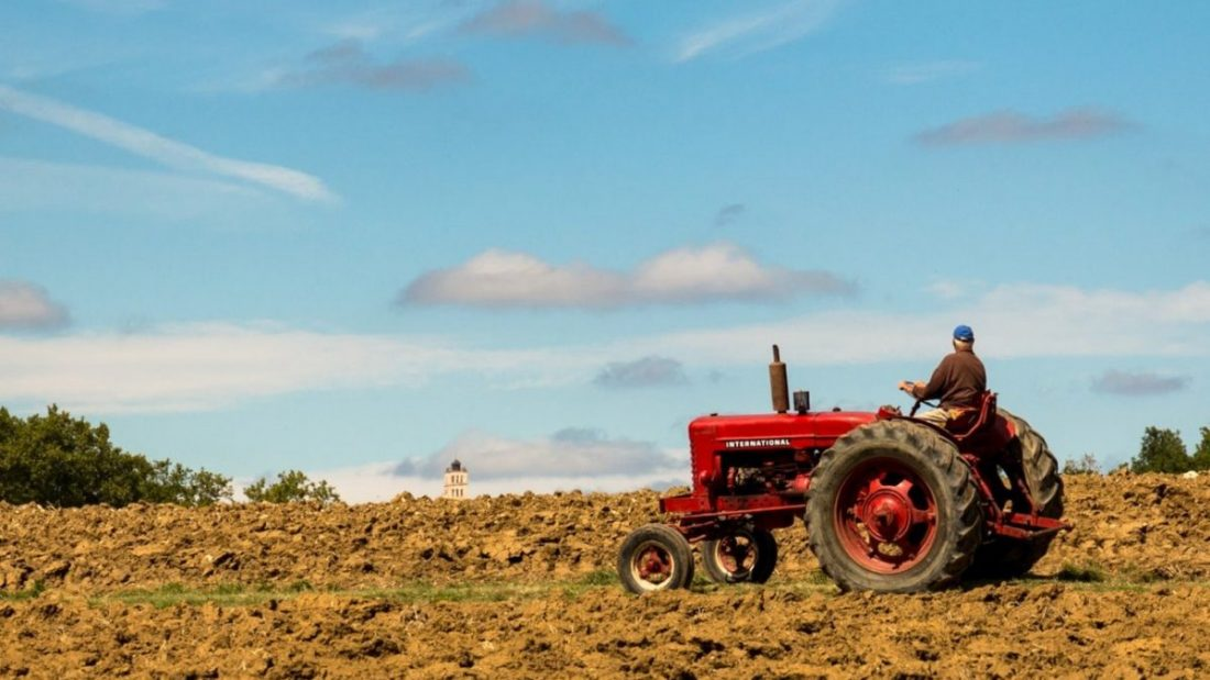 Gasoil para tractores