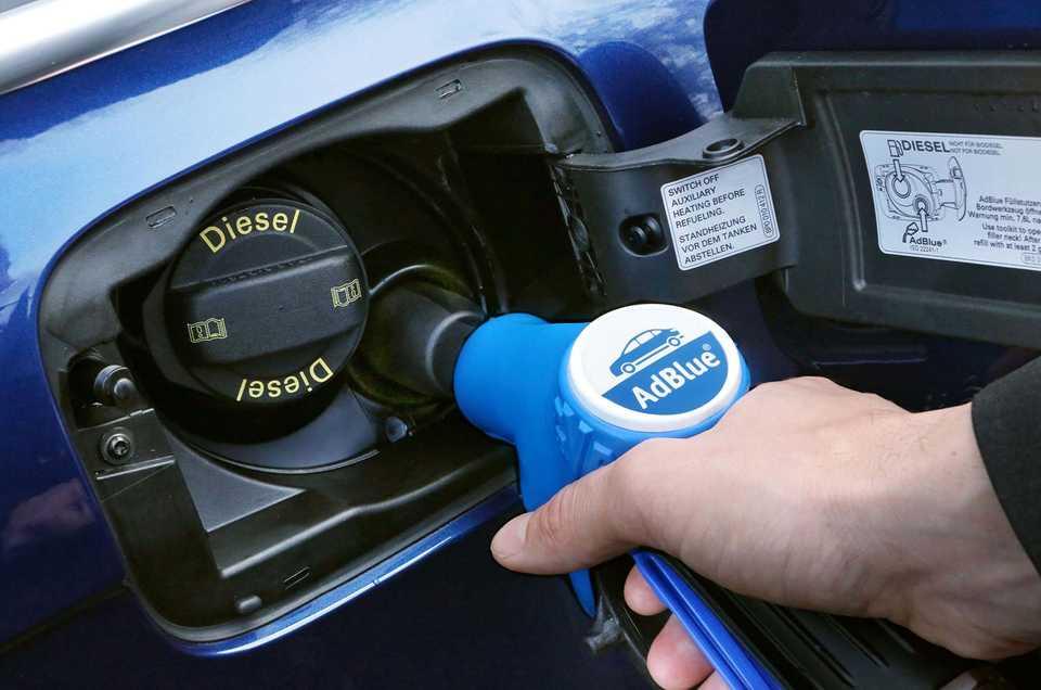 Gasolineras con AdBlue en Valencia