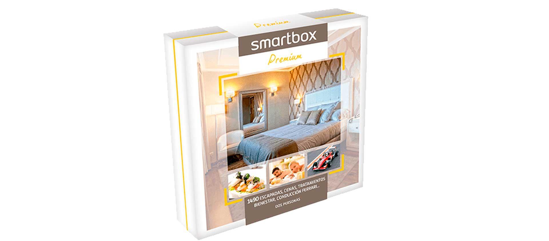 Participa en el SORTEO de una Smartbox