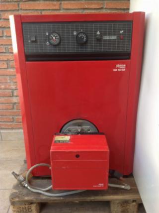 Calderas de gasoil calefacción