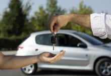 Gasoil para automóviles de alquiler