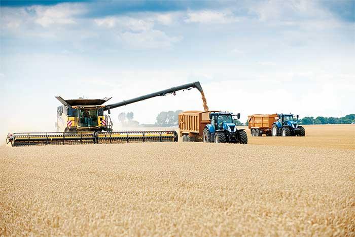 Gasoil para maquinaria agrícola
