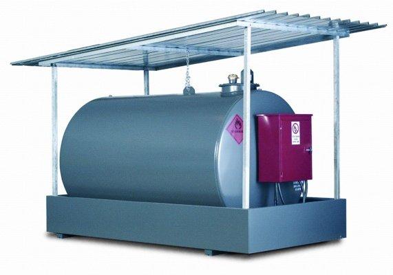instalación de tanques de gasoil