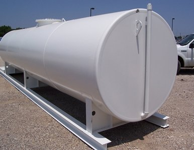 Instalación de tanques de gasoil para empresas. Depósitos para almacenar gasoil