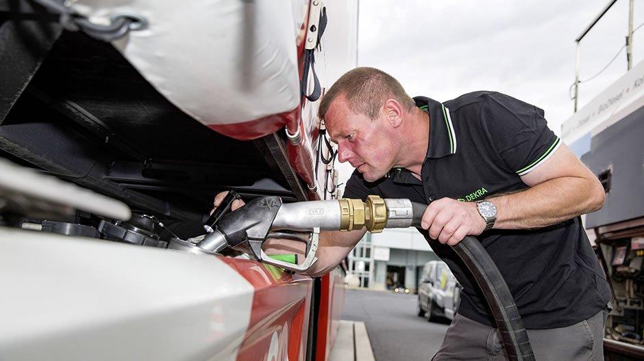Servicio a domicilio de combustible en Valencia