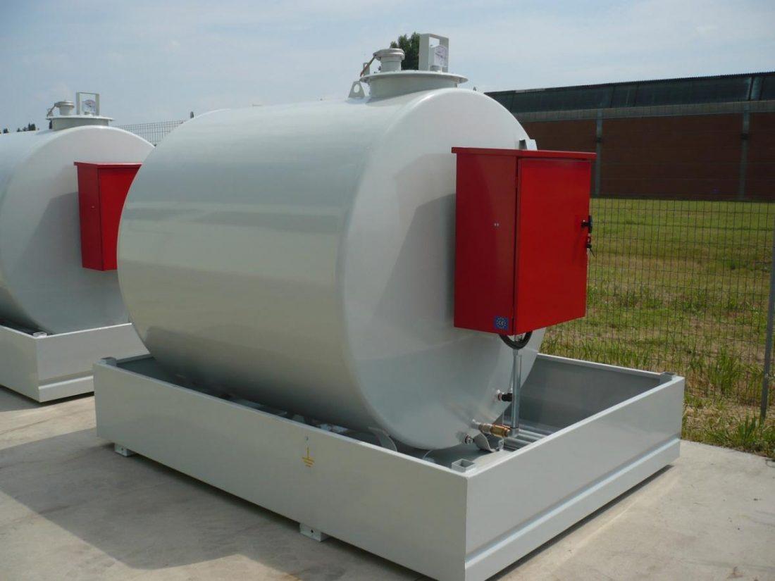 Depósitos de combustible. Instalamos depósitos de gasoil