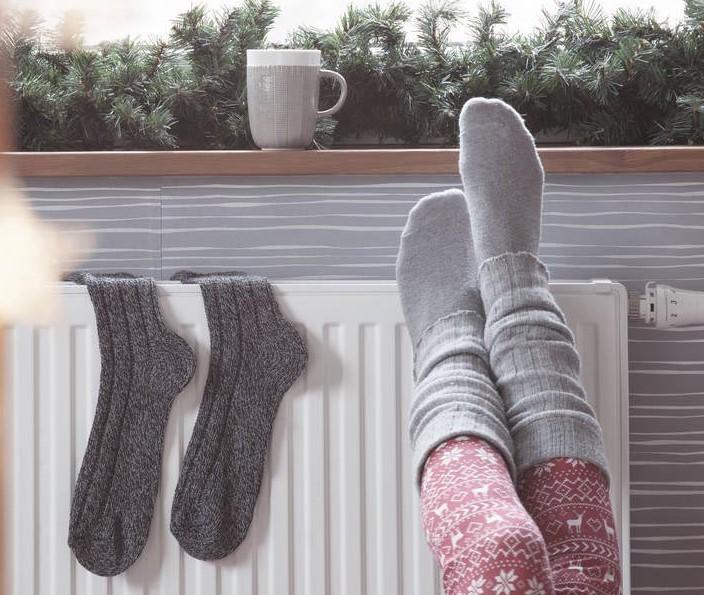 Distribución de gasóleo para calefacción