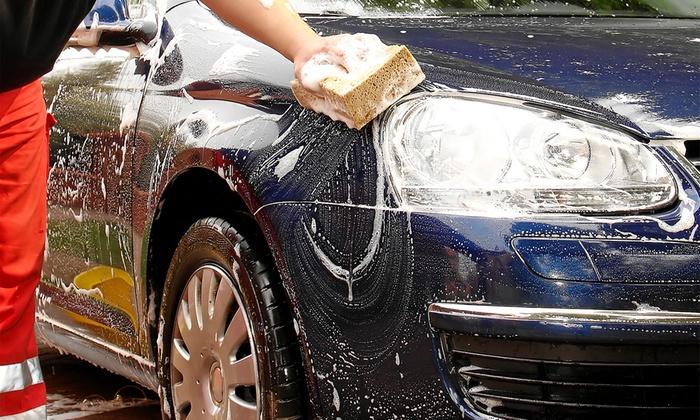 Lavado profesional de vehículos