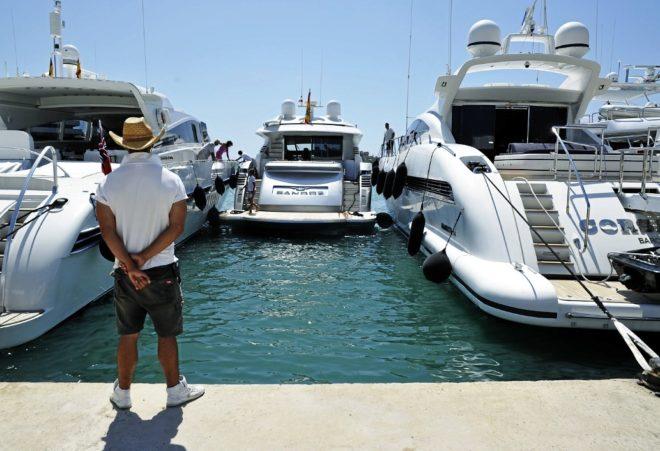 Gasoil para barcos y embarcaciones
