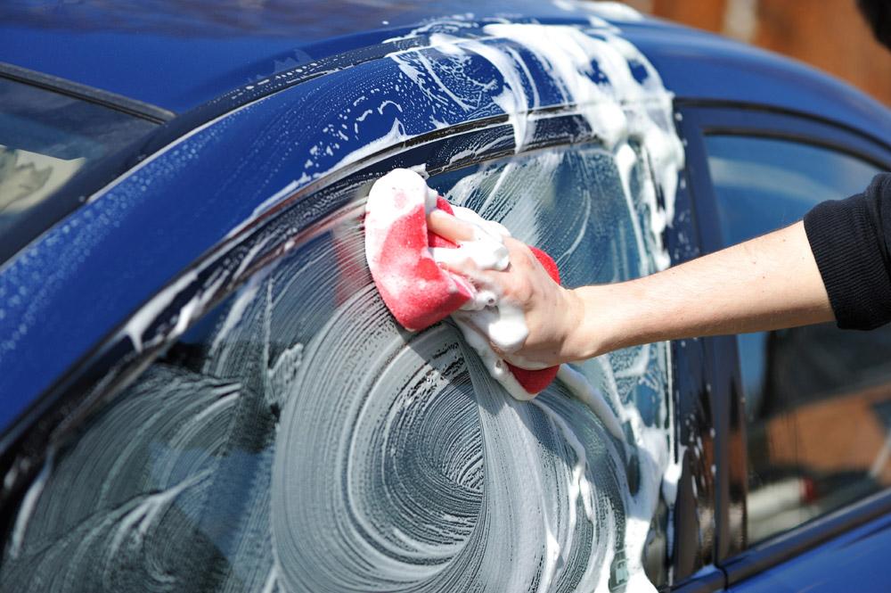 Limpieza de coches a domicilio