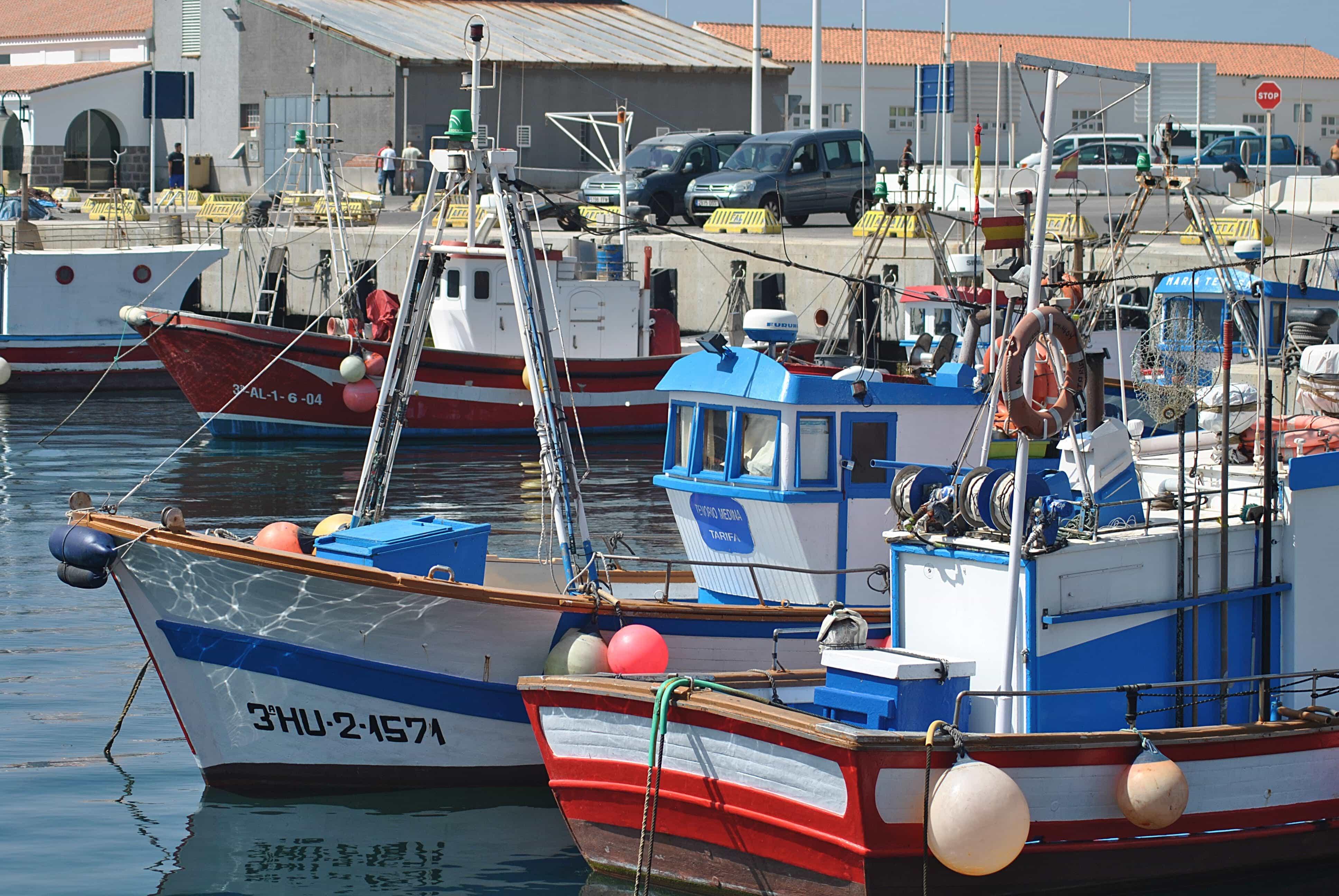 Gasoil para el sector pesquero