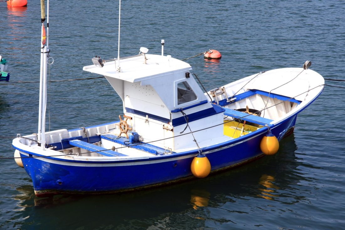 Gasoil para barcos de pesca