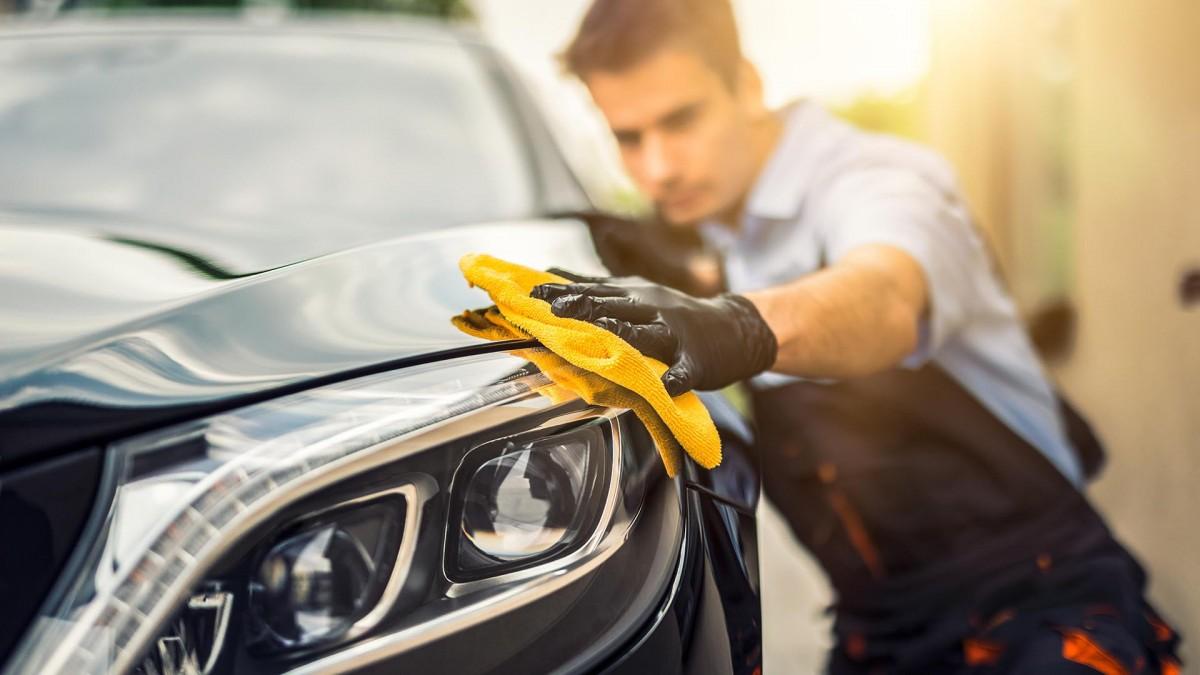 Consejos para limpiar el coche por fuera
