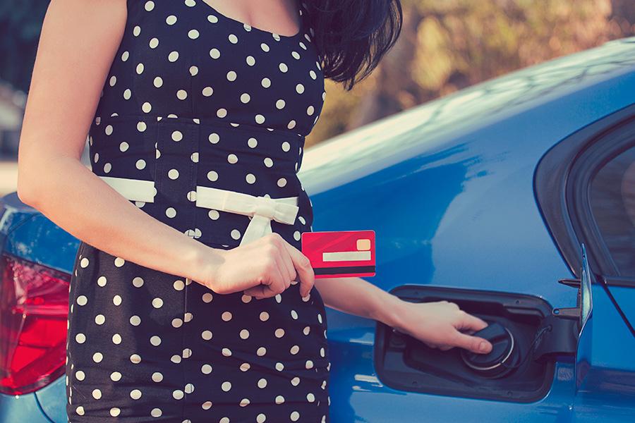 Gasolina low cost VS normal